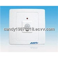 PIR delay lamp switch