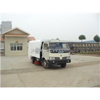 Road Sweeper Truck - Dongfeng Jinba Brand Chassis