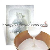 Silicone Rubber for Human Boby Decoration Mould Making