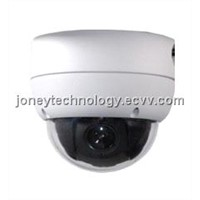 10X PTZ Dome Camera for Indoor-4 Inch Mini High Speed Dome (JY-100B-10X)