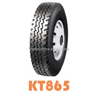 1100R20 Radial Truck Tyre LUAO Brand