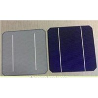 125 x 125mm Mono Crystalline Silicon Solar Cells