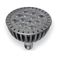 12*1W LED spotlight E27 bulbs