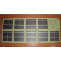 140W/18V Thin Monocrystalline Foldable Solar Panel