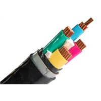 1kV XLPE power cable with Al conductor PVC sheathed