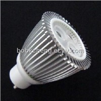 280-300lm MR16-3X2W led highpower spot lamp