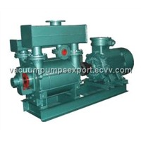 2BE1 series water ring vacuum pump and compressor