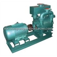 2BE3 series water ring vacuum pump and compressor