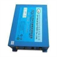 36V, 100Ah Lithium Phosphate Batteries Pack for E-car, E-bus, Smaller in Size