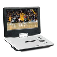 3D glasses-free portable DVD player