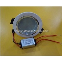 3W led ceiling lamp new type