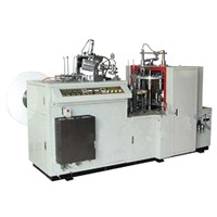 3-12 OZ Double PE Coated Paper Cup Machine
