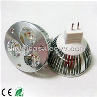 3*1W or 3*2W high power LED lamp MR16