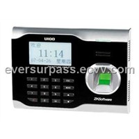 "3""Digital Color TFT Fingerprint Employee Attendance U100"