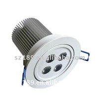 4*3W 12W LED ceiling light LED downlight