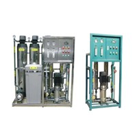 500LPH Commercial RO Water Purifier
