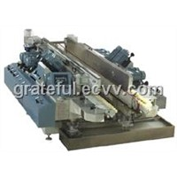 70mm Small-Glass-Sheet Double Edge Machine with High Precision and High Polishing