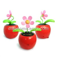 720P HD Spy Camera - Flower Bobble Head