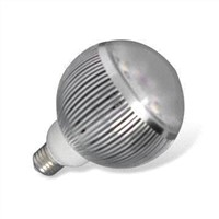 7W E27 LED Bulb with 85 To 265V AC Working Voltages