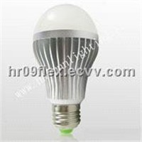 7W Fin type LED Bulb Light