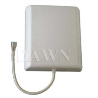 806 to 2500 MHz 7dBi Wall-Mounted Antenna suitable for GSM CDMA