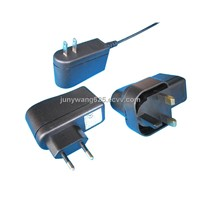 AC-DC Wall Mounted Type Power Adapter 12W Series