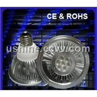 AR111 E27 high power 6*1W led Spot light