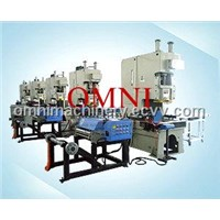 Aluminum Foil Container Making Machine OMNI-T45