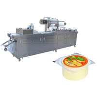 Automatic Cheese Thermoforming Packaging Machine/Cheese Packer