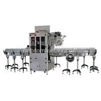 Automatic Label Sleeving and Shrinking Machine - Labelling Machine (ASP200)