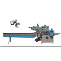 Automatic toillet paper packing machine