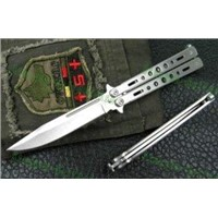 BM42 Steel Butterfly Pocket Knife/Folding Pocket Knives