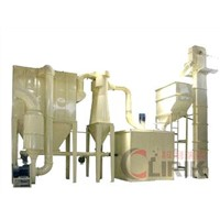 Barite ultrafine grinding mill