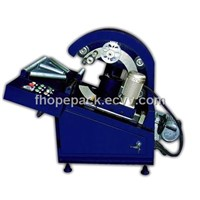 Bearing wrapping machine