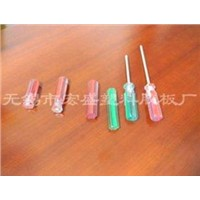 Best Precision Screwdriver Hex Color of Slotted Cellulose Acetate Screwdriver Insulated