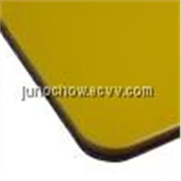 Best Price ---  Yellow Exterior Wall Cladding ACP