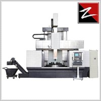 CXK200 CNC vertical turning and milling center