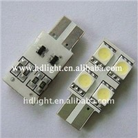 Canbus LED bulb W5W/194/T10 with 4pcs 5050SMD