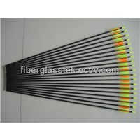 Carbon fiber / Fiberglass arrow shaft