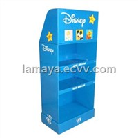 Cardboard Floor Displays ENFD012 Disney Doll Display Floor Display Stands
