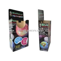 Carton Displays Corrugated Carton Box Promotional Displays ENCA001