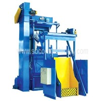 Caterpillar Type Blasting Machine