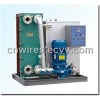 Circulation Soft Water Cooling System (water-water cooling system)