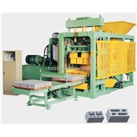 Competitive Price QYT6-15 Full-Automatic Concrete Block Machine