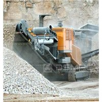 Crawler Mobile Crushing and Screening Plant