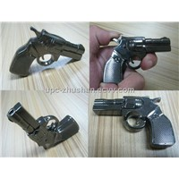 Custom Hand-Gun shaped USB Flash Memory