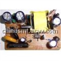 DIP PCBA  Plug Power Board