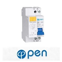 DZ30LE Residual Current Operated Circuit Breaker with over current protection (RCBO)