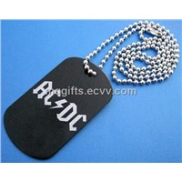 Dog Tag Chains for Souvenir/Gift/Promotion