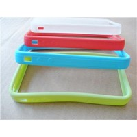 Durable protective bumper for iphone,